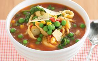 Souper quick - Vegie Pasta Soup