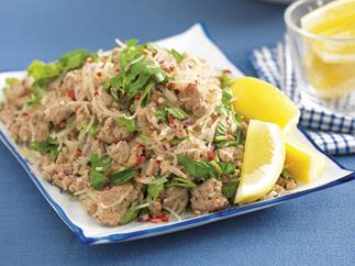 Pork Larb Stir-fry