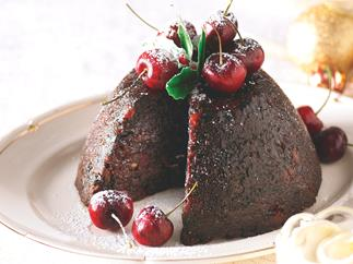 Traditional Steamed Pudding