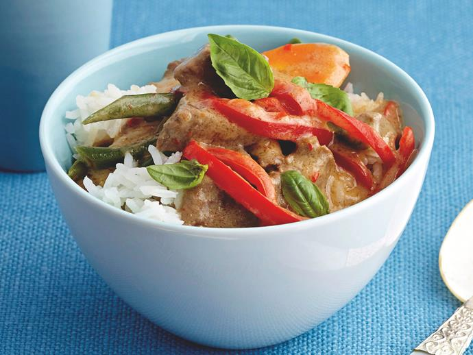 """Turn one of the cheaper cuts of beef into a melt-in-the-mouth tender, flavoursome and hearty [Thai red beef curry](https://www.womensweeklyfood.com.au/recipes/thai-red-beef-curry-20382