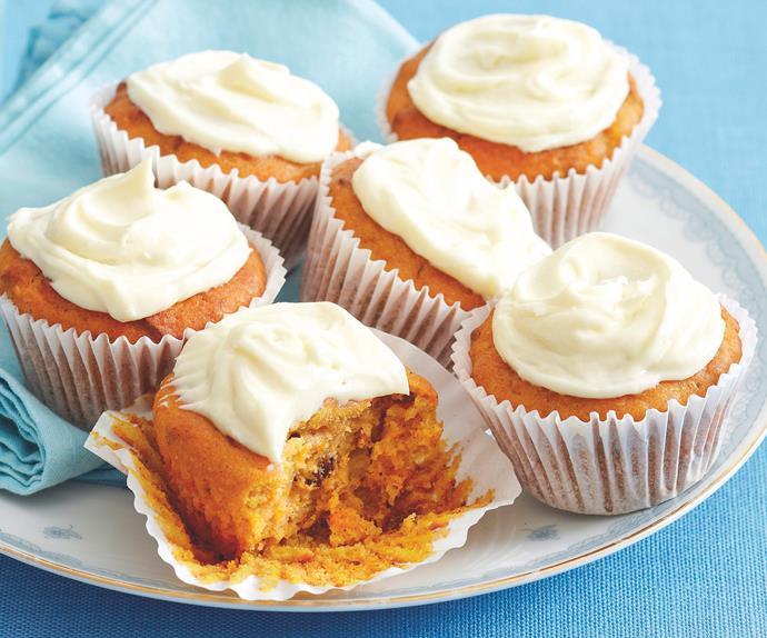 Spiced Pumpkin and Pecan Muffins