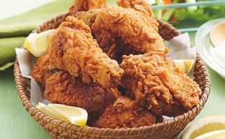 Crisp Fried Chicken