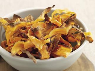 Seasoned Kumara Chips