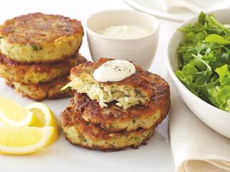 Tuna Potato Cakes