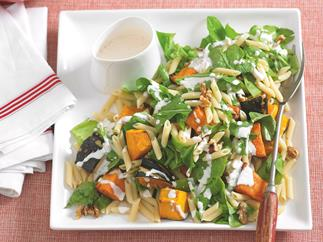 Roast Vegie Pasta Salad
