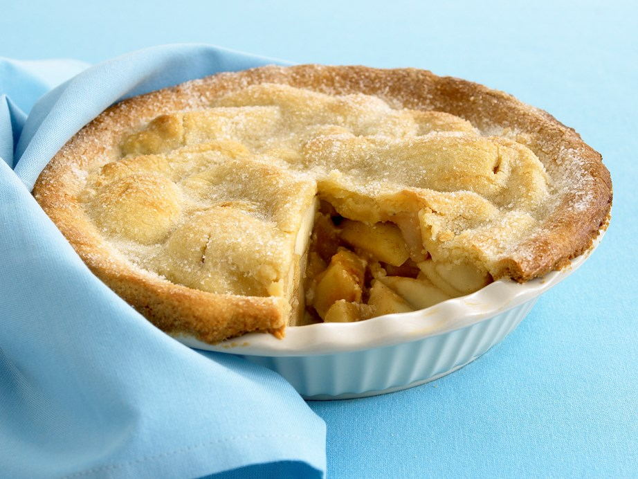 """**[Apple and pear pie](https://www.womensweeklyfood.com.au/recipes/apple-and-pear-pie-28365