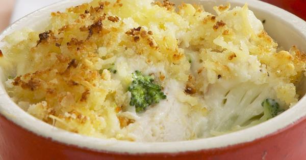 Chicken, Broccoli And Cauliflower Bake  Australian Women -6944