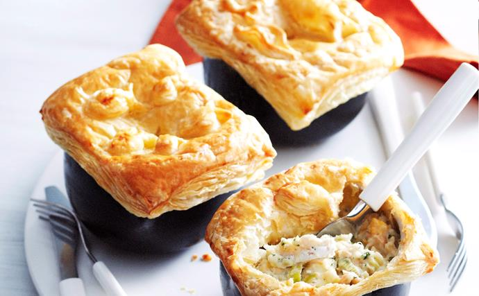 Fish pies