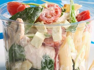 Combination Pasta Salad