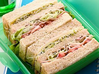 Triple-Decker Sandwich