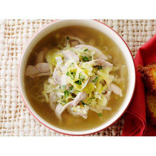 Chicken And Leek Soup Recipe Food To Love