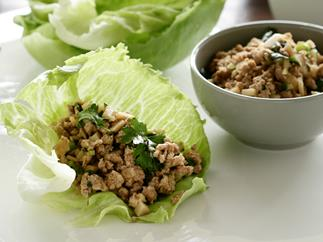 Chicken San Choy Bow