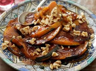 Pumpkin Dessert (Kabak Tatlisi)