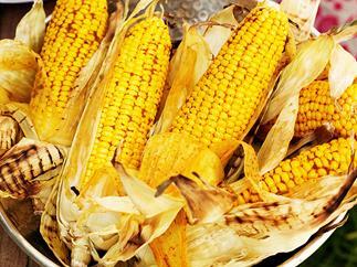 Vindaloo Barbecued Corn