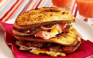 Breakfast Jaffle