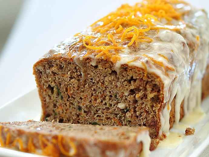 """This [carrot and zucchini cake](https://www.womensweeklyfood.com.au/recipes/carrot-and-zucchini-cake-24891