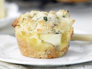 Parmesan Surprise Muffins