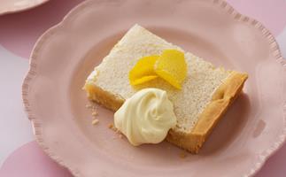 Lemon Coconut Slice