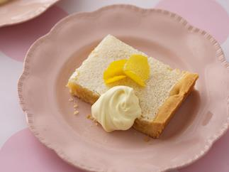 Lemon Coconut Slice