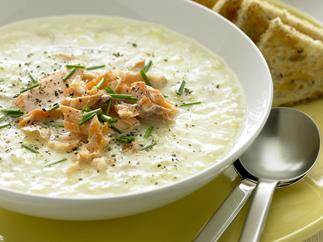 Smoked Fish Soup (Cullen Skink)