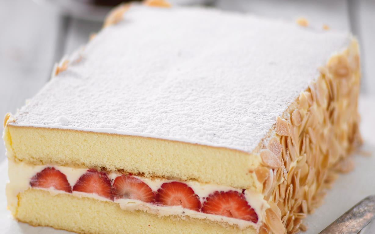 Grand Marnier Mousse Cake Recipe