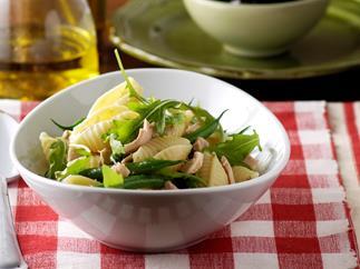 Tuna and Rocket Pasta Salad