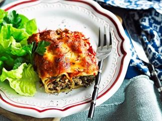 lamb cannelloni recipe