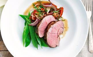 lamb rump roast recipe