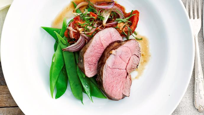 lamb rump roast recipe