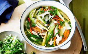 30 easy and delicious chicken soup recipes