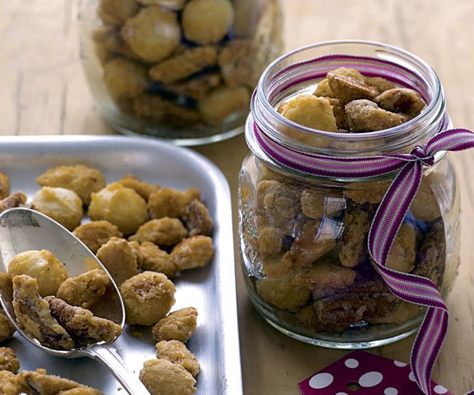 Crunch Sugared Nuts