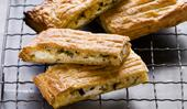 Easy four-cheese pie