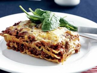 Easy Lasagne