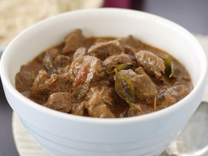 "**[Lamb masala](https://www.womensweeklyfood.com.au/recipes/lamb-masala-26567|target=""_blank"")**  This popular marinated Indian curry is slow-cooked to perfection, producing tender lamb and aromatic, spicy flavours able to ignite the senses at any time of year. Heighten with naan bread and basmati rice or try it specifically as a winter warmer."