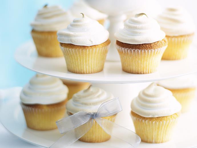 [Lemon meringue cupcakes](http://www.foodtolove.com.au/recipes/lemon-meringue-cupcakes-4855).