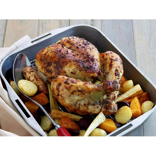 Mustard Roast Chicken Recipe Food To Love