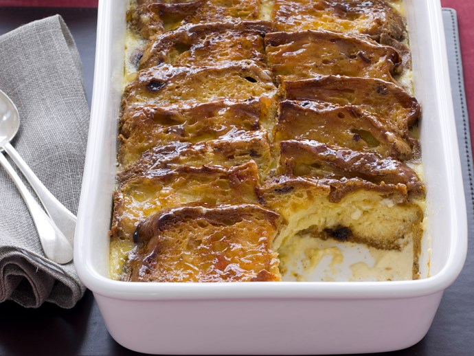 "[Panettone bread and butter pudding](http://www.foodtolove.com.au/recipes/panettone-bread-and-butter-pudding-4884|target=""_blank""