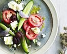 Ultimate greek salad
