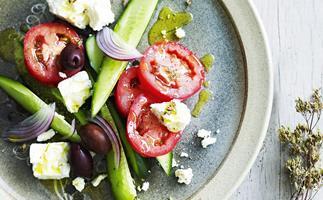 Ultimate Greek Salad