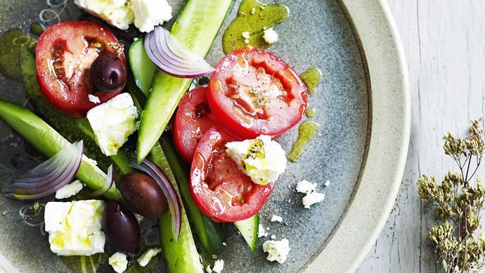 16 quick and tasty Greek salad recipes