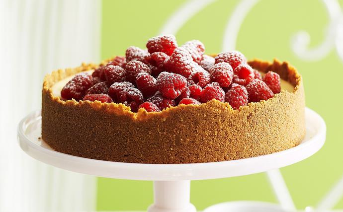 30 easy raspberry desserts