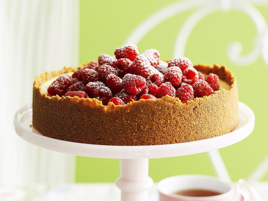 "With sweet white chocolate and fresh tart raspberries, our **[white chocolate and raspberry cheesecake](https://www.womensweeklyfood.com.au/recipes/white-chocolate-raspberry-cheesecake-28043|target=""_blank"")** will show you why this is a match made in heaven."