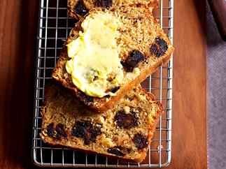 date and oat loaf