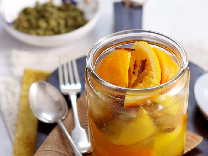 "**[Preserved lemon and orange:](https://www.womensweeklyfood.com.au/recipes/preserved-lemon-and-orange-7510|target=""_blank"")** Infused with cinnamon and cardamom, these preserved lemons and oranges are easy to make and add flavour to all sorts of dishes."