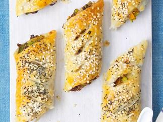 vegie sausage rolls