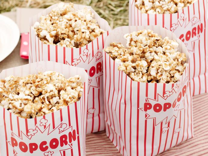 """**[Caramel popcorn](https://www.womensweeklyfood.com.au/recipes/caramel-popcorn-22801