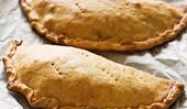 Homemade pasty