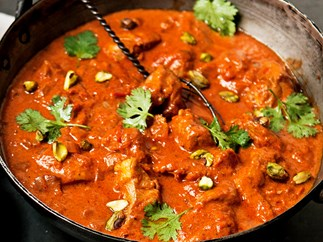 Zingy butter Chicken curry