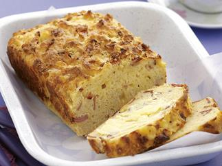 Cheese and Bacon Loaf