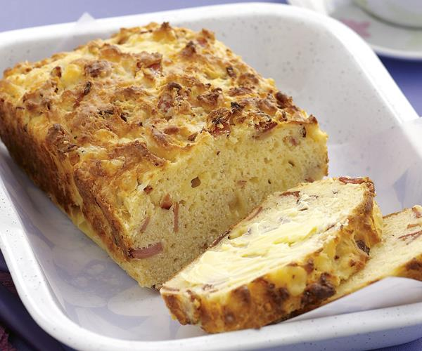 Cheese And Bacon Loaf Recipe Food To Love
